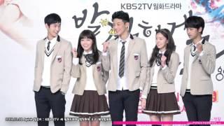 getlinkyoutube.com-151002 Apink 정은지 KBS2TV 월화드라마 '발칙하게 고고' 제작발표회 직캠 by앙칼