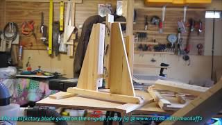 getlinkyoutube.com-How to  mac a combie hold-all door buck-holder.wmv how to make a combination door buck-holder