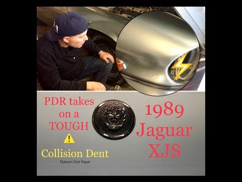 PDR Training on CLASSIC?Jaguar XJS! classic