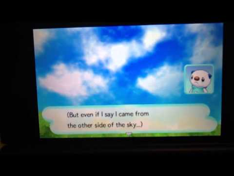 Pokemon Mystery Dungeon:Gates To Infinity Part 1-Oshawott a
