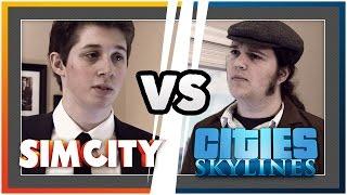 getlinkyoutube.com-SimCity VS Skylines