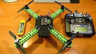getlinkyoutube.com-Квадрокоптер №3: сборка и подготовка к полету