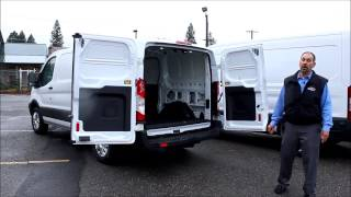 getlinkyoutube.com-2015 Ford Transit 150 Standard Low Roof, Transit 250 Medium Roof, 350 Transit High Roof