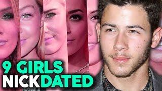 "getlinkyoutube.com-9 Girls Nick Jonas Has ""Dated"""