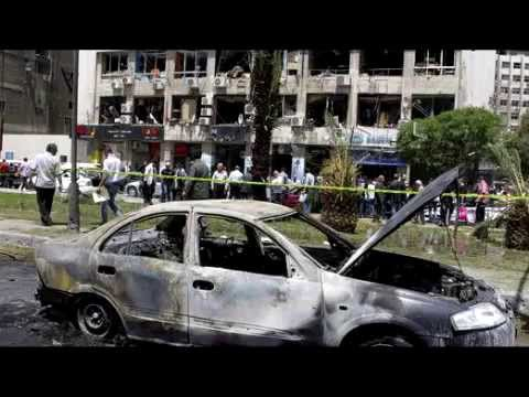 Syria: Capital Rocked By Large Explosion - 13 Dead