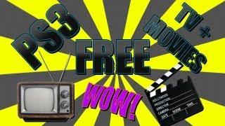 getlinkyoutube.com-PS3 Ultimate TV - (Free TV + Movies)