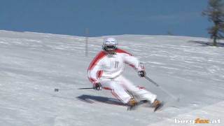 getlinkyoutube.com-Learning to Ski: Carving skiing lesson - bergfex.com
