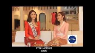 """getlinkyoutube.com-สาวประเภทสอง จากประเทศลาว """"หลิงหลิง"""" - ຫລີງ ຫລີງ ປີຍາດາ ອີນທະວົງ Piyada Inthavong Laos ลาว"""