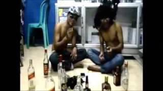getlinkyoutube.com-Orang Mabuk Nyanyi Lagu Lucu