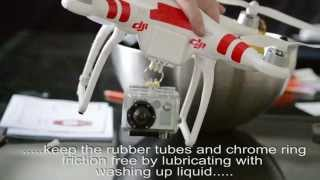 HOW TO MAKE A CHEAP DIY DRONE GIMBAL