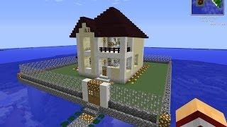 getlinkyoutube.com-Minecraft - Как построить красивый дом  - #4