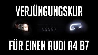 JP Performance - Verjüngungskur für einen Audi A4 B7