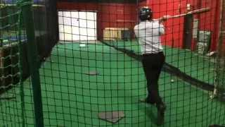 getlinkyoutube.com-Can you hit a 100MPH fastball? - The 100MPH Challenge