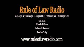 getlinkyoutube.com-Rule of Law Radio with Hosts Randy Kelton, Deborah Stevens & Eddie Craig 9/14/2012 Part 1