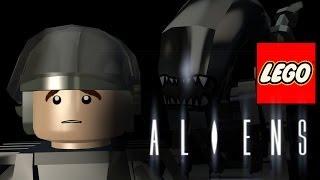 getlinkyoutube.com-LEGO Alien