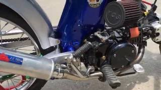 "getlinkyoutube.com-Honda SS50 Update new version ""street """