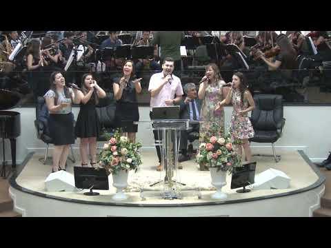 Orquestra Sinfônica Celebração - Se o meu povo orar - 11 11 2018
