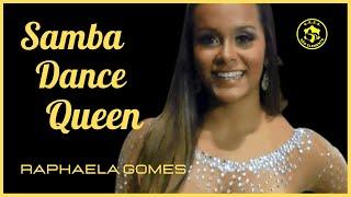 getlinkyoutube.com-CUTE TEEN PRINCESS AT RIO CARNIVAL SAMBADROME: RAPHAELA GOMES SÂO CLEMENTE SAMBA SCHOOL