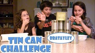 getlinkyoutube.com-Bratayley Takes the Tin Can Challenge! (WK 196.6)