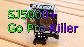 getlinkyoutube.com-SJCAM SJ5000 Plus (SJ500+) Review - Go Pro Hero 3+ Killer - Indepth Test [HD]