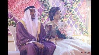 ALIKIBA weds Aminah Rikesh, The Reception in Mombasa Kenya