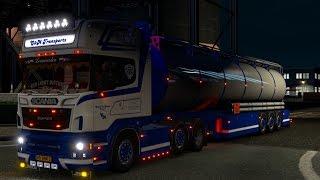 getlinkyoutube.com-Scania R500 C&M Transport + Trailer