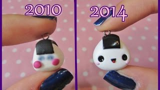 getlinkyoutube.com-Remake tag - Polymer clay :) 2010-2014
