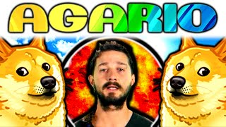 getlinkyoutube.com-Agario - THE BIGGEST SHIA LABEOUF IN THE WORLD