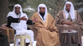 getlinkyoutube.com-مفاجأة أبو عبد الملك لسواعد (والله ما علمنا به إلا في السياره ونحن مغادرون) - حصري