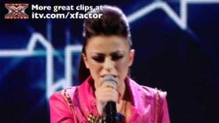 getlinkyoutube.com-Cher Lloyd sings Empire State of Mind - The X Factor Live show 5 - itv.com/xfactor