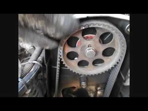 Замена сальника распредвала Opel Vectra A