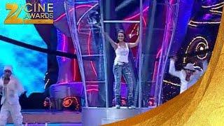 getlinkyoutube.com-Preity Zinta Sizzles on the Stage