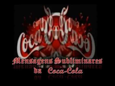 Mensagens Subliminares da Coca-Cola