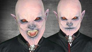 getlinkyoutube.com-Vampire Bat - Makeup Tutorial!