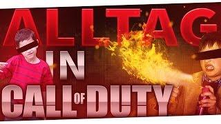 getlinkyoutube.com-Alltag in Call of Duty / Ich gegen 2 kleine Kinder