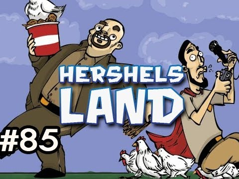 Minecraft: Hershels Land w/Nova & Dan Ep.85 - THE SHEEP MUST BE YELLOW
