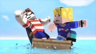 getlinkyoutube.com-Fishing Trip (NEW PARODY TEASER!?) - Minecraft Animation - FrediSaalAnimations