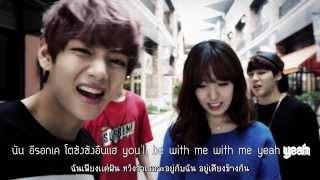 getlinkyoutube.com-[Karaoke+Thaisub] Beautiful - BTS (방탄소년단)