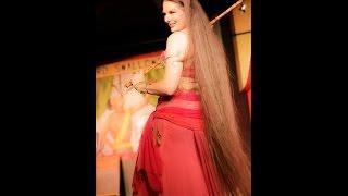 Yasmin Long Hair Dancer