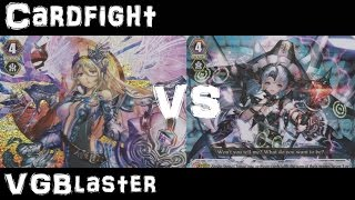 CARDFIGHT!! VANGUARD Shadow Paladin (Witches) VS Royal Paladin (Jewel Knights)