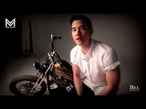 Behind the Sence น้ำหอม Mario Maurer for Him (Perfume)