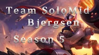 getlinkyoutube.com-TSM Bjergsen Rumble MID vs Yasuo Season 5 Patch 5.13