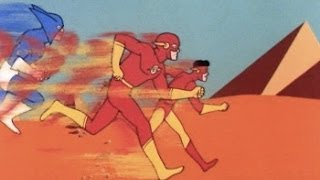 getlinkyoutube.com-The Flash - 1967 Cartoon #3