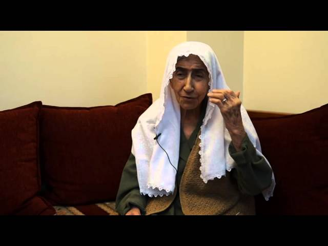Safranbolu Hatırası: Müşrref Taşkan