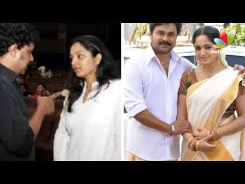 Dileep Manju Divorce Real Reasons - SOUTH INDIAN ACTRESS