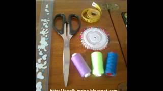 getlinkyoutube.com-Membuat Sarung Bantal Sofa