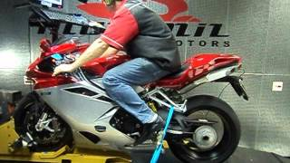 getlinkyoutube.com-MV Agusta F4 1000 R Piu Conchal SP Motonil
