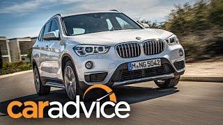 getlinkyoutube.com-2016 BMW X1 Review