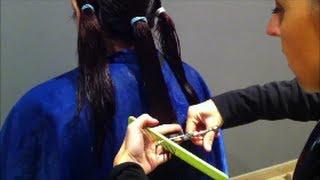 getlinkyoutube.com-corte de pelo fácil y  rápido con coletas(programado)