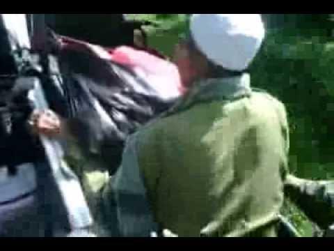 perjalanan pindahan masjid dari masjid Watukumpul Pemalang ke Comal